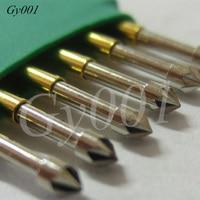 2PCS Burning Download Line Thimble 2.0mm/2.54mm/3.0mm 6P Write Program Probe Test Needle Spring Pin 6 Feet