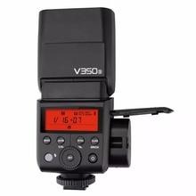 Godox V350 Serisi TTL 2.4g Li-Ion Kamera Flaş ile Dahili Şarj Edilebilir Pil canon/Nikon/Sony/ olympus/Fujifilm