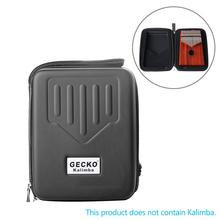 Étui Kalimba antichoc Portable étanche EVA pouce Piano sac pour 17key Kalimba clavier Instruments