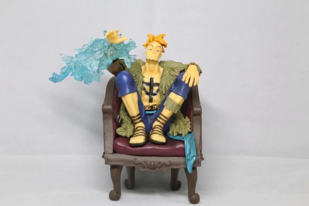 Cómic Anime una pieza Extra Closet Re Members Log Whitebeard piratas Phoenix Marco BAN COMPANY figura selección figurita Juguetes