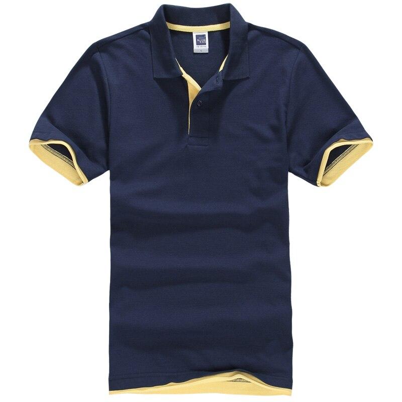 Camisa polo de diseñador para hombre, ropa de manga corta, Verano 2017, camiseta Polo para hombre, camiseta polo masculino a la moda