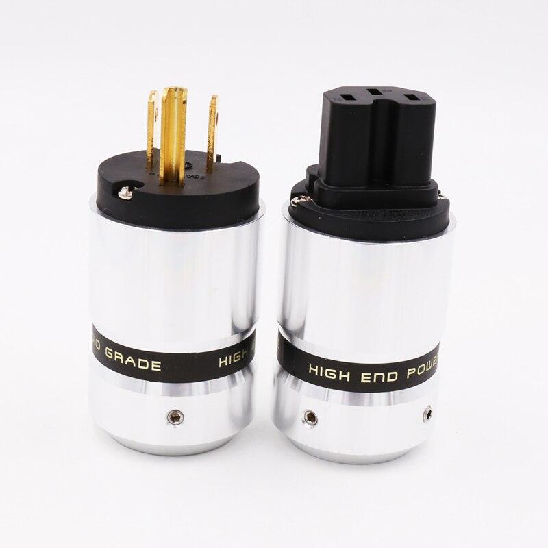 X OEM Hifi аудио позолоченный США AC адаптер питания