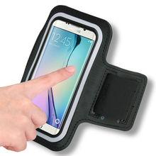 Capa para celular à prova dágua para iphone, acessório de ginástica para iphone 7 6 6s i6 4.7 banda
