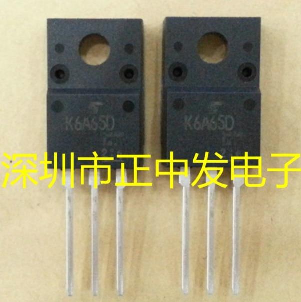 K6A65D TK6A65D 100% nuevo original 10 Uds