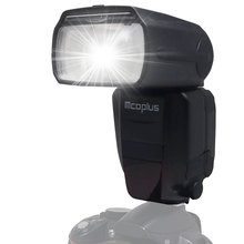 Mcoplus MT600SC GN62 Flash maestro HSS 1/8000 S E-TTL Flashgun de Flash para Canon EOS DSLR 500D 550D 600D 650D 700D 70D 7D