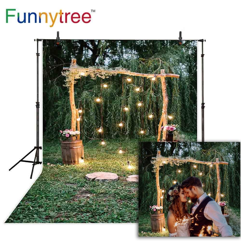 Funnytree-telón de fondo para estudio fotográfico, telón para sesión fotográfica de boda,...