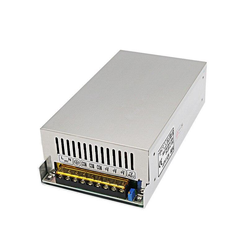 Детали для 3D-принтера DuoWeiSi, источник питания для Светодиодный светильник с светильник тбоксом, контроль, оборудование для безопасности, имп...