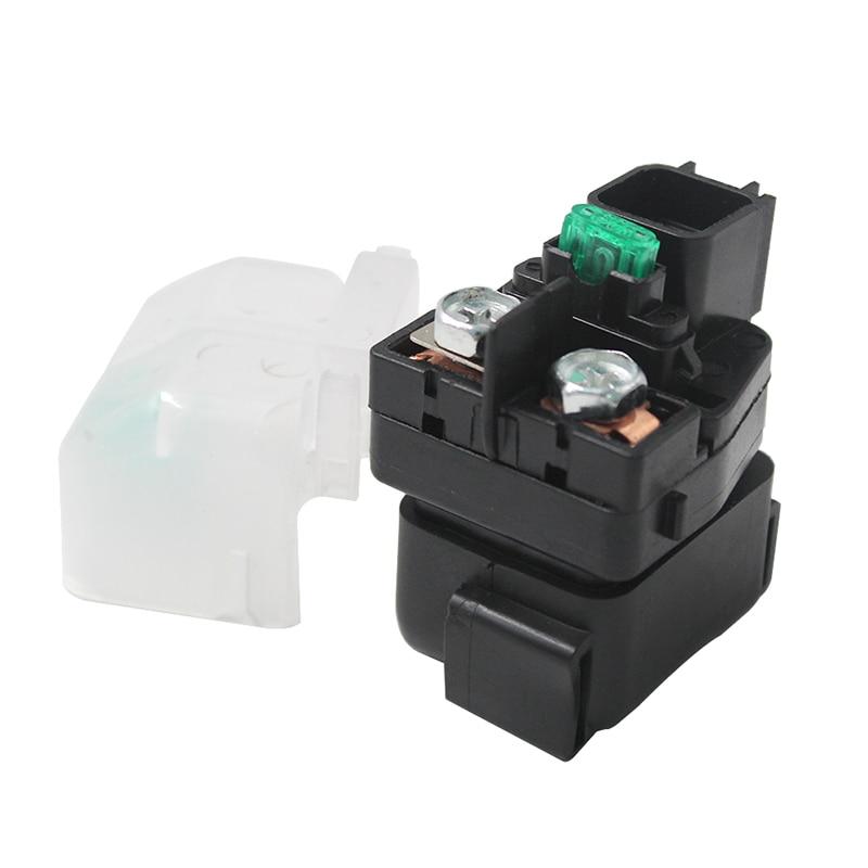 Interruptor de relé de solenoide de arranque eléctrico de motocicleta para Suzuki ATV LT-LT A500XP A500X A700X KINGQUAD 500 AXi LTD EPS