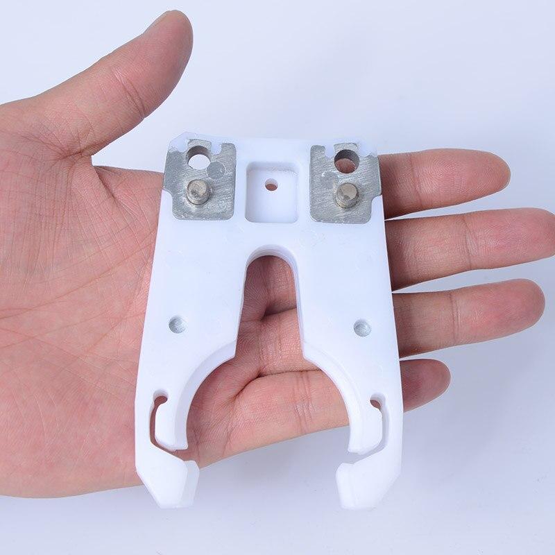 ISO30 werkzeug halter clamp eisen + ABS flamme beweis gummi, ISO30 werkzeug halter klaue für ändern die messer automatisch