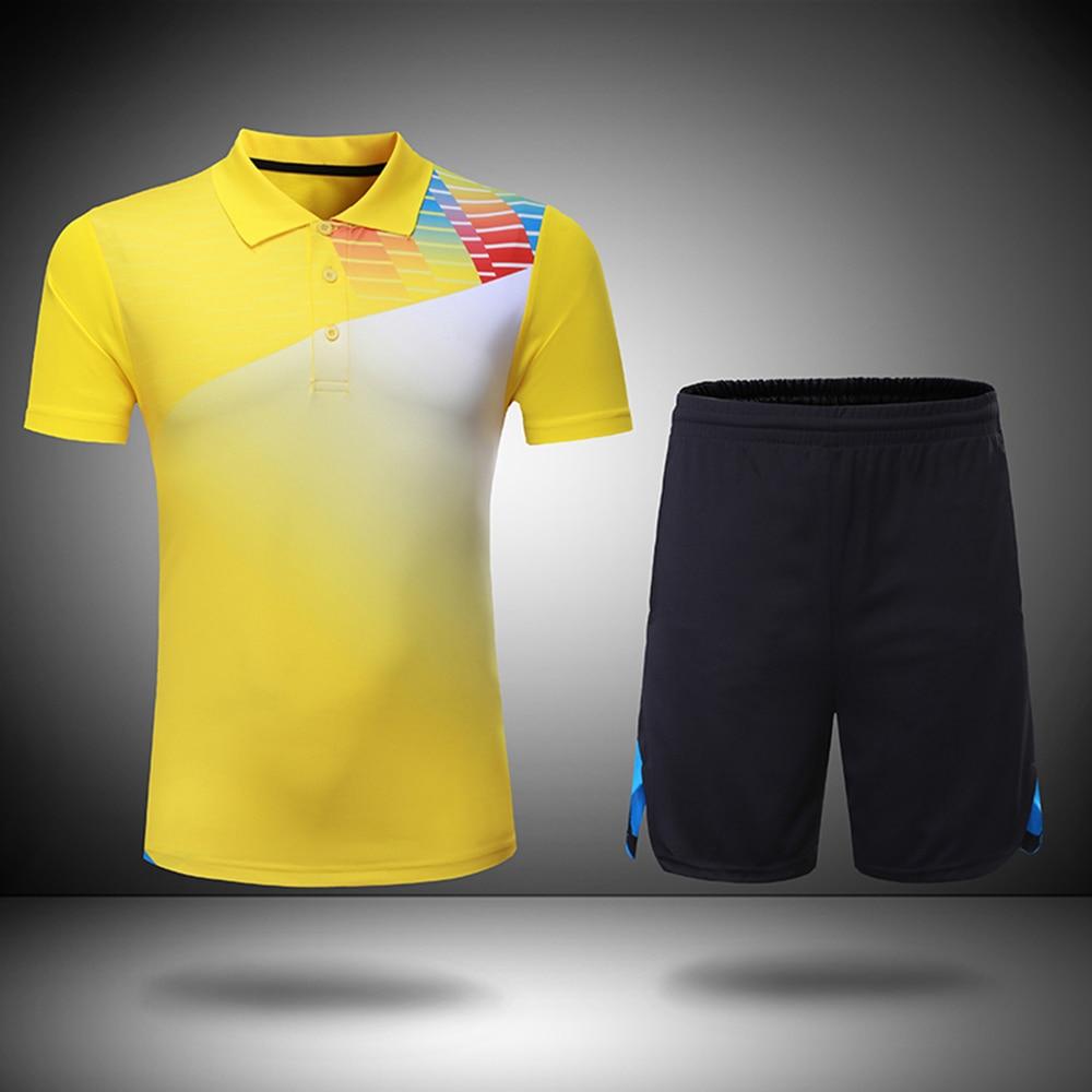 New Quick dry Badminton clothes Men/Women , table tennis clothes , sports Tennis clothes, ping pong clothes 207