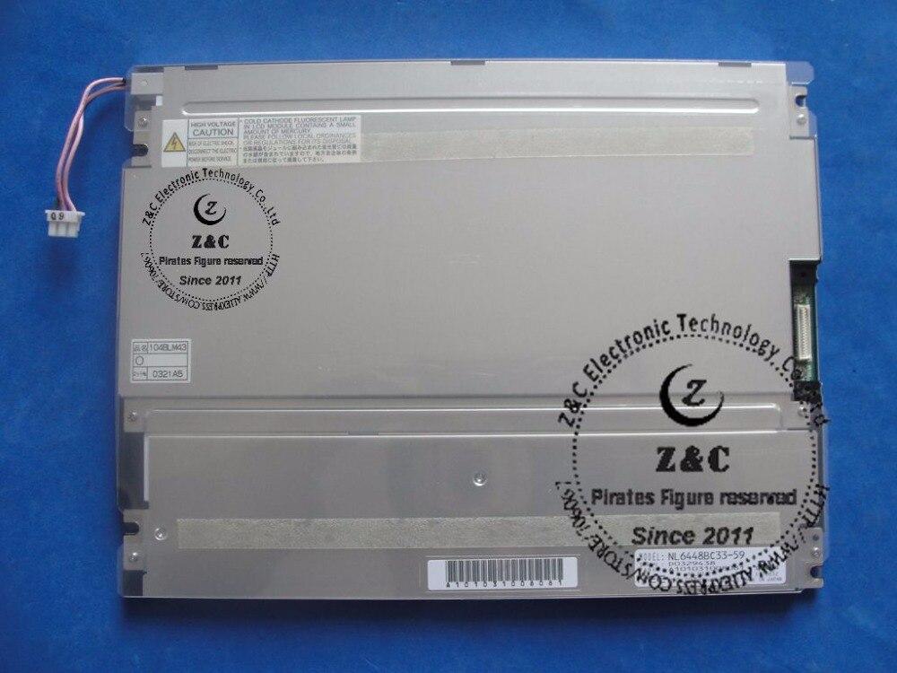 """Оригинальный ЖК-Дисплей 10,4 """"TFT 640*480 для NEC, NL6448BC33-59"""