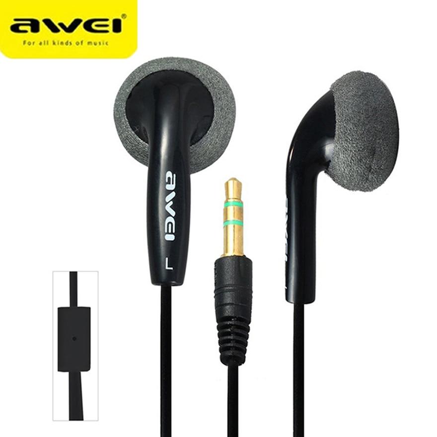 Auriculares y auriculares estéreo de alta fidelidad Wei para tu oído, auriculares para iPhone, Samsung Player, audífonos Kulakl K