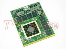 Original HD8970M HD 8970M R9 M290X 216-0847000 Grafik Vedio Karte 4GB GDDR5 MXM 3,0 für Dell m17x M18x M15x M6800 M6100 arbeit