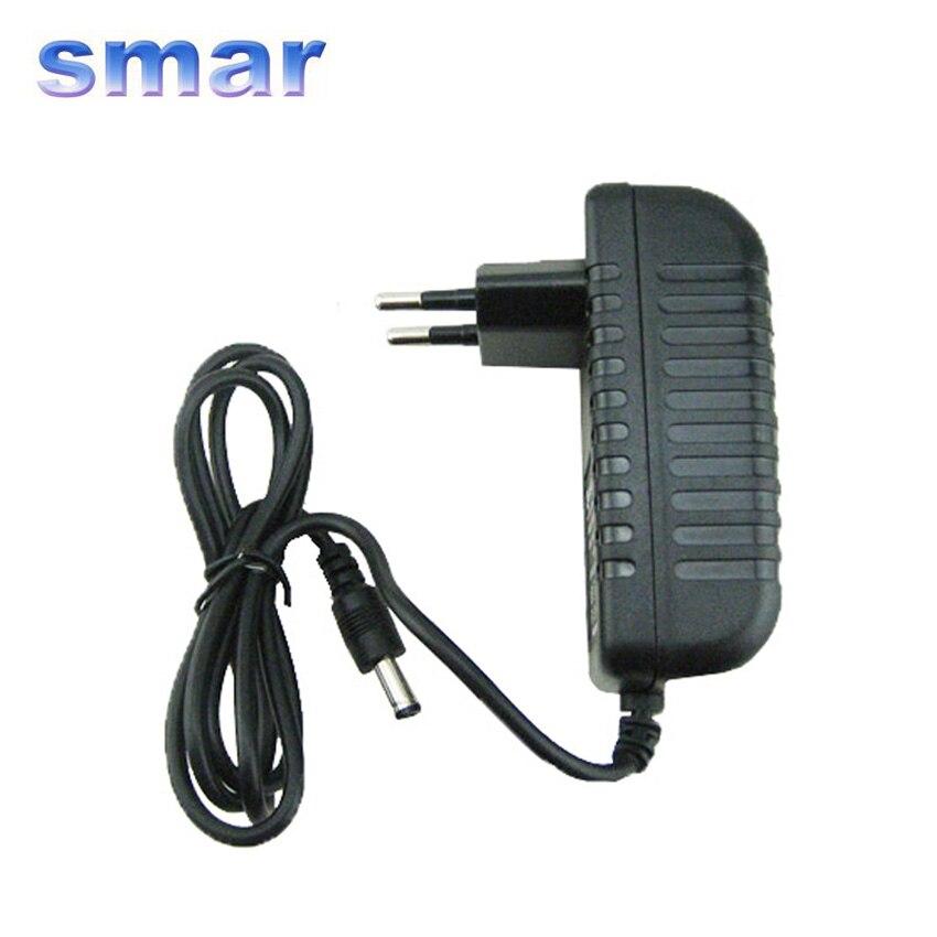 ACCESORIOS CCTV DC12V 2A adaptador de corriente de enchufe europeo para cámara CCTV envío gratis