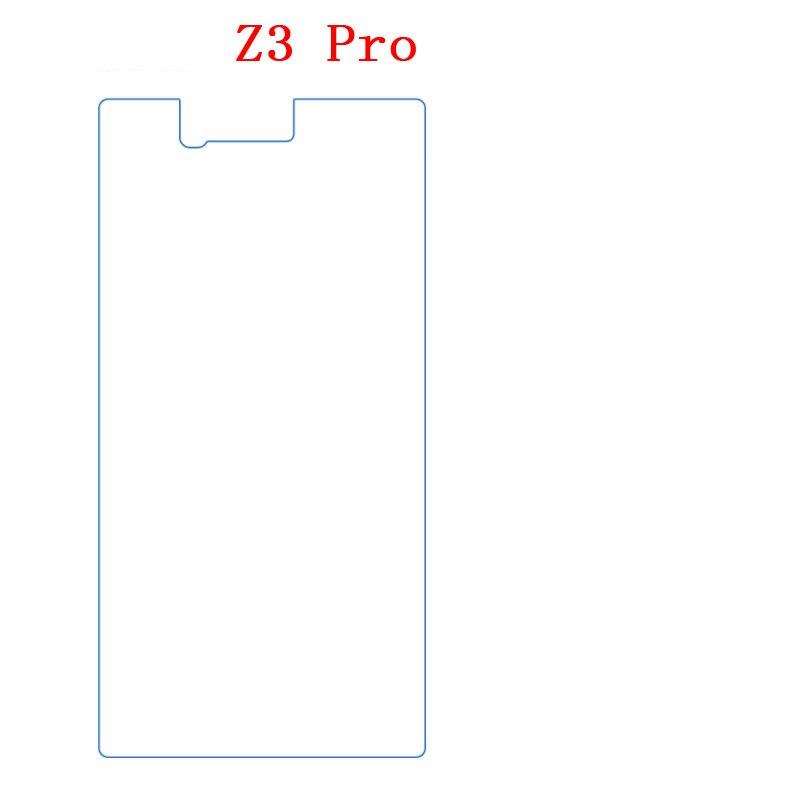 Para Lenovo Z3 Pro 9H Nano TPU película protetora à prova de explosão-(Não-vidro)