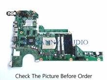PANANNY POUR HP G4-2000 G6-2000 G7-2000 Ordinateur Portable Carte Mère 680570-001 680570-501 DA0R33MB6F1 HM76 DDR3 testé