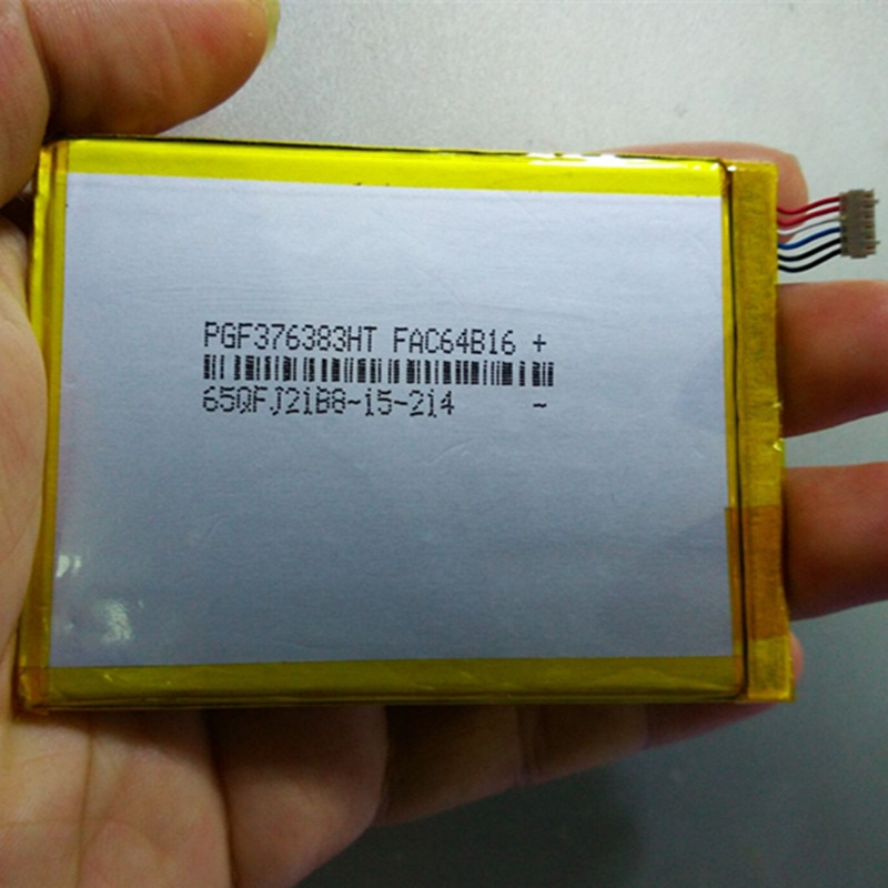 3.8V 3000mAh ZTE Blade X9 Battery  Li3830T43P6h856337 enlarge