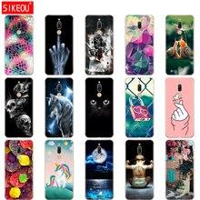 5.7 Inch Cover Voor Meizu M6T Case Silicon Soft TPU Back Shell Cover Voor Fundas Meizu M6T Case Cover M6 T M 6 T M811H Telefoon Gevallen