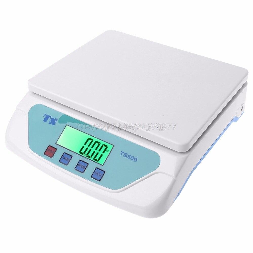 Balanza electrónica de 30kg, balanza de cocina, balanza de gramos, pantalla LCD universal para el hogar, balanza electrónica, peso My06 19