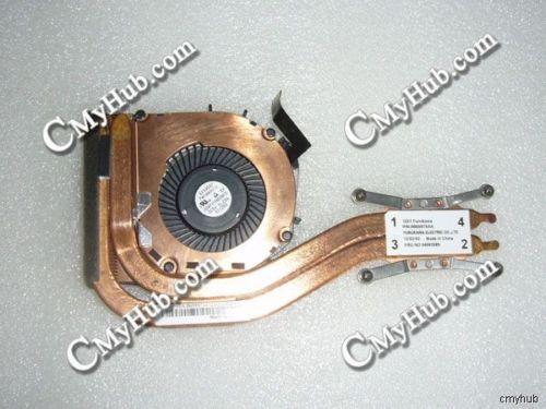 "Für IBM Für Lenovo ThinkPad 14 ""X1 Carbon FRU 04W3589 0B55975AA GS1 FURUKAWA UDQFVYH02BFD DC5V CPU Lüfter mit kühlkörper"
