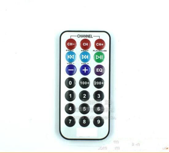 Tablero de aprendizaje MCU de 38khz IR Control remoto descodificador infrarrojo para protocolo de Control remoto para Arduino. ¡MP3! MP4