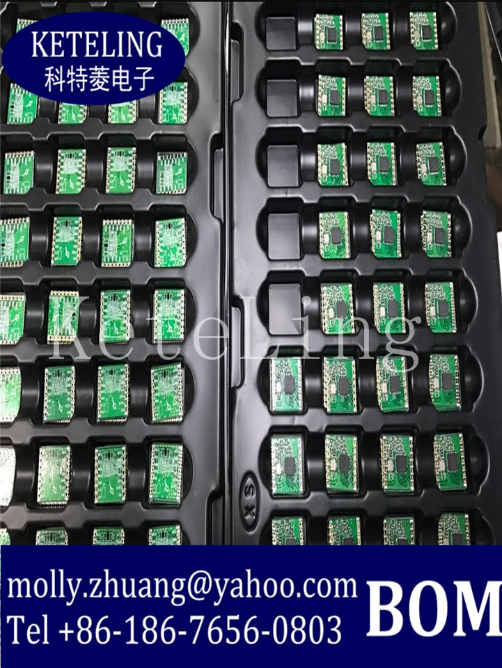Freeshipping rfm69c rfm69cw 915 mhz módulo transceptor sem fio gfsk sx1231 13dbm