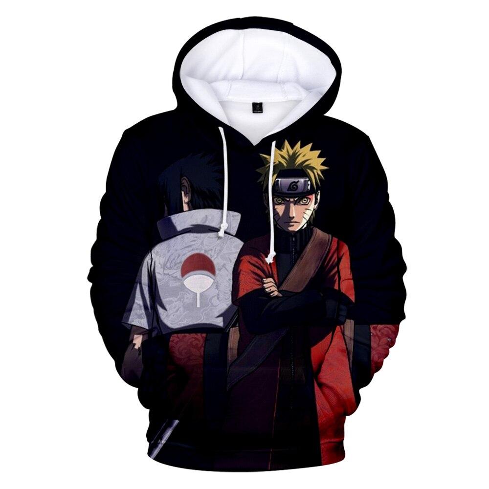 Caliente Anime Naruto sudaderas con capucha de los hombres/Las Mujeres Harajuku invierno jerseys 3d con capucha con estampado de sudaderas Naruto 3d sudaderas con capucha de los hombres Tops