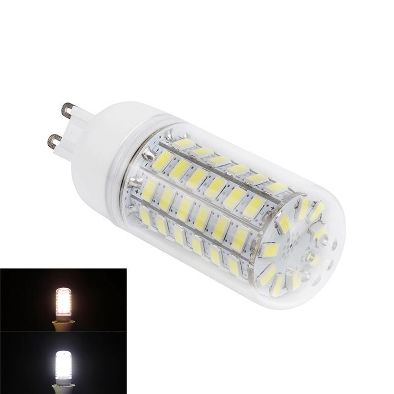 5XG9/GU10/E14/E27/B22 5730 69LED 9W Lamp corn led Corn Bulbs Bulb High Power 360 Degree Energy saving lamps 220V