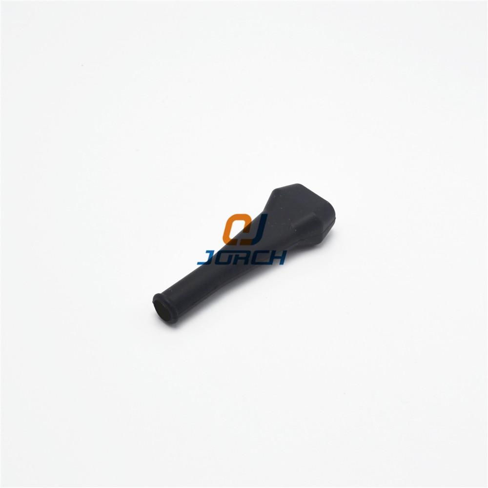 Protector de goma de 2 pines para terminal de conector de coche automotriz, protector sellado para amplificador Tyco