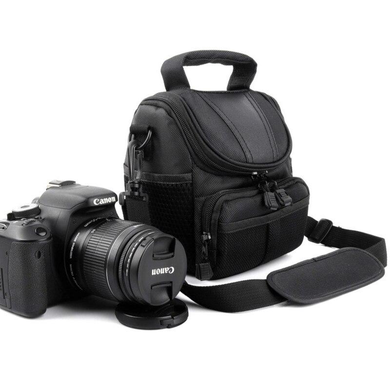 Camera Bag Case For Canon EOS 100D 1500D 1100D 200D 1300D 750D SX530HS SX520 SX60 SX50 M3 M10 M100 M6 M5 G15 G16 G1X Mark II III