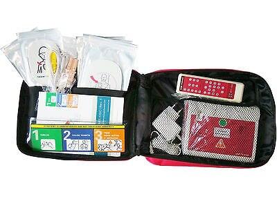 AED Trainer Automatisierten Reanimation Ausbildung Erste Hilfe Gerät Mit Austauschbare Sprache Karte Für Notfall
