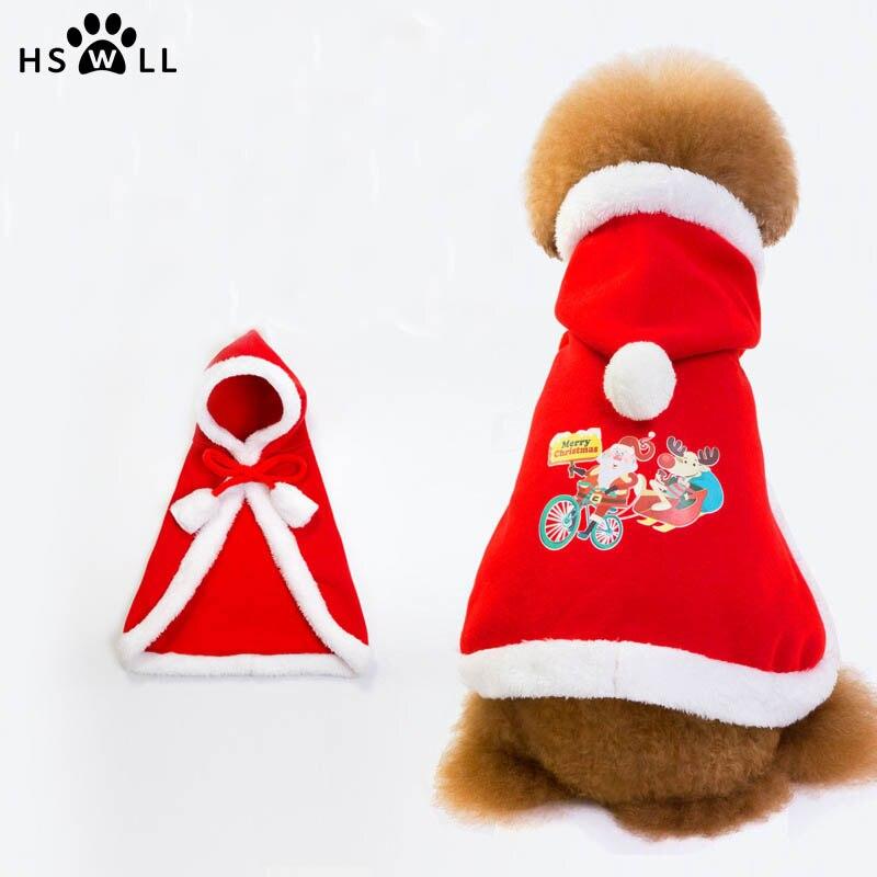 HSWLL Otoño e Invierno ropa de perro caliente mascota lindo Halloween ropa de Navidad cachorro ropa bulldog Francés