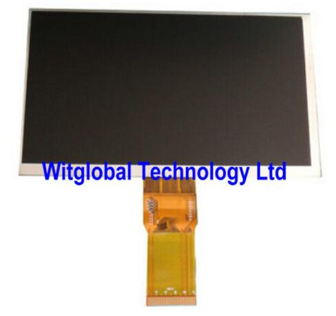 """Nueva matriz de pantalla LCD de 7 """"163*97 MM 50 PIN para PLAYPAD 3 piezas de Panel de reemplazo de la pantalla LCD de tableta para niños envío gratis"""