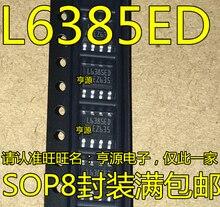 L6385D L6385ED L6385 جديد قرص طاقة إدارة SOP8 جسر سائق رقاقة