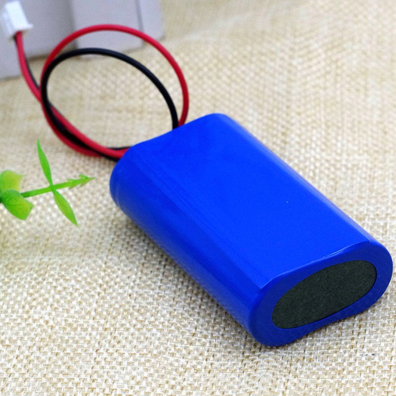 Liitokala 3.7V 18650 リチウム電池パック 5200 2600mah の釣り LED ライトの Bluetooth スピーカー 4.2V 緊急 DIY 電池 + 保護