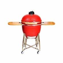 Barbecue de grande taille 23.5 pouces   Barbecue, Kamado Grill, cuisine dextérieur, charbon de bois en céramique, cuisson de pizzas, Kamado Grill,