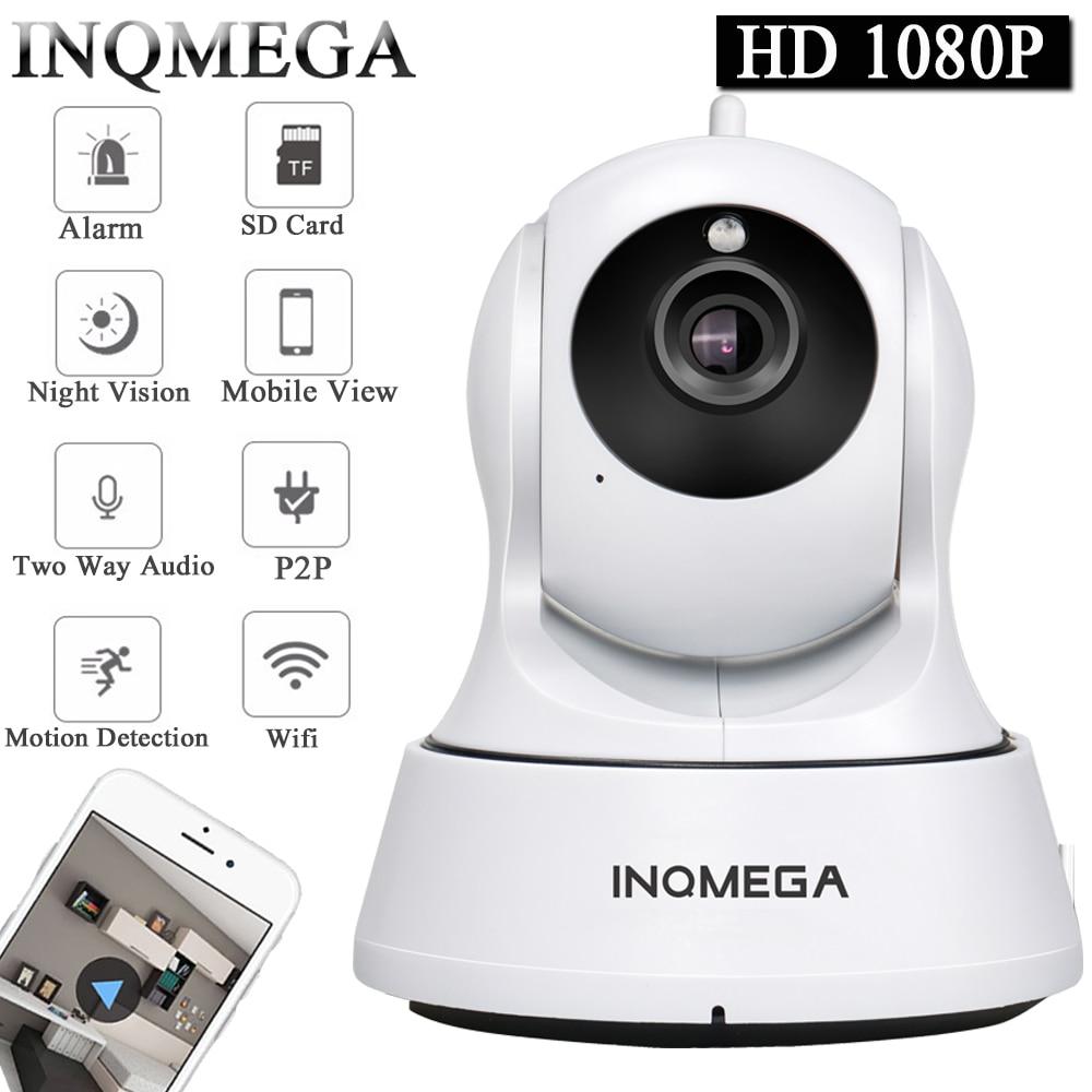 INQMEGA سحابة 1080P IP كاميرا لاسلكية السيارات تتبع المنزل الأمن كاميرا مراقبة كاميرا Wifi CCTV كاميرا مراقبة الطفل