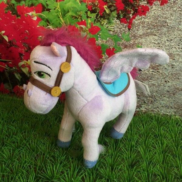 La Princesa Minimus caballo volador muñeco de juguete de peluche 20cm