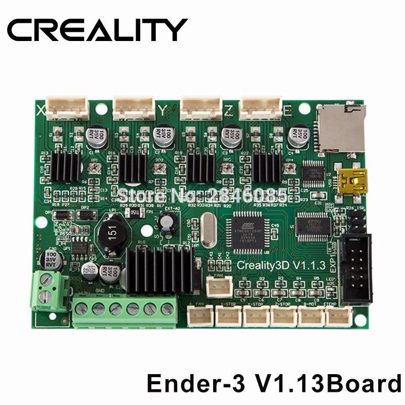 24 V Ender-3 استبدال اللوحة/اللوحة ترقية النسخة V1.1.3 MEGA1284P ل Creality 3D Ender-3S Ender-3 برو 3D طابعة