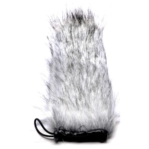 HN-43 BOYA BY-PVM1000L pluma grabadora de voz profesional micrófono exterior cubierta de viento peludo accesorios para micrófonos