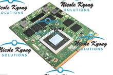 100% GTX 770M GTX770M 3G DDR5 HW6C9 D3XJC N14E-GS-A1 비디오 그래픽 VGA 카드 M17X R2 R3 R4 R5 M18X R1 R2