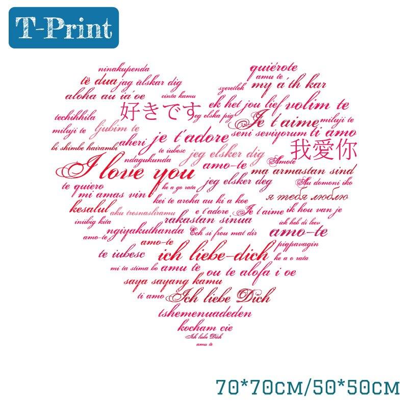 Bandera de corazón de amor para San Valentín, decoración para dormitorio de...