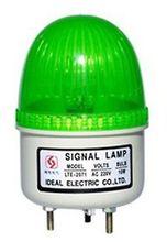 24VDC vert attention Loght MINI balise avertissement Signal lumineux lampe spirale fixe