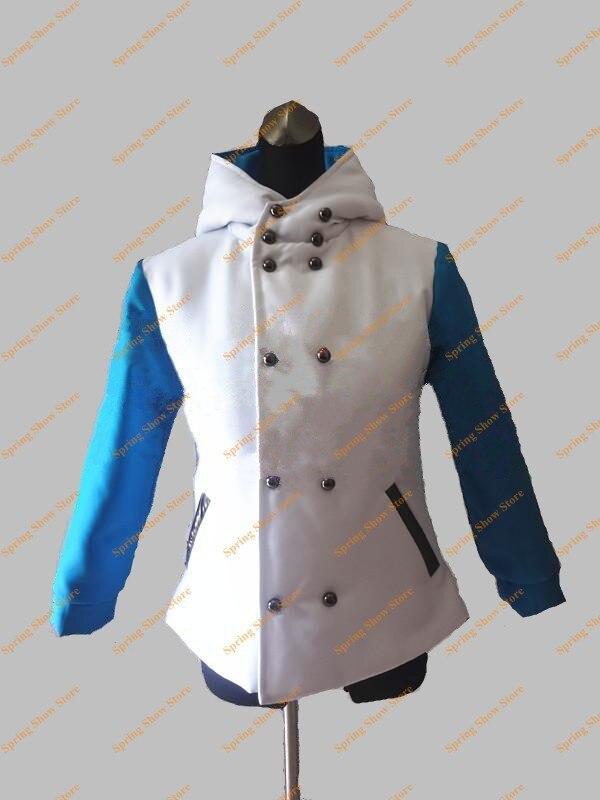 Dramatical Murder Dmmd Seragaki Aoba Childhood Anime Hoodie Custom Made Uniform Cosplay Costume