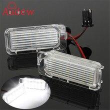 2 bombillas LED de 12V para Ford/Fiesta/Focus/Kuga/C-MAX/Mondeo/Galaxy/Grand