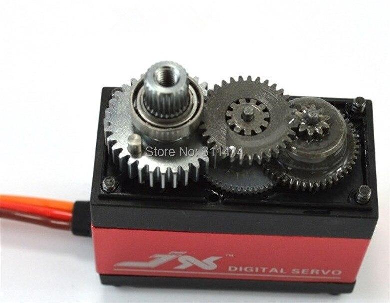 1piece 20KG Servo Large High Torque Digital Coreless Micro Servo Aluminium Metal Gears 90 120 180 300 360 Degree For RC Model