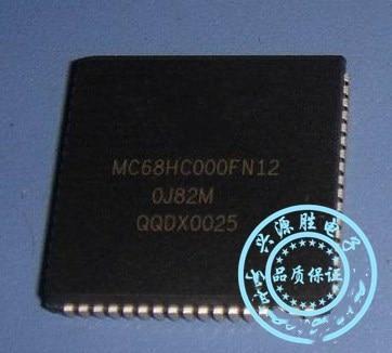 100% nuevo y original MC68HC000FN12 MC68HC000 MC68HC000FN