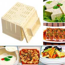 500g Capacity Tofu Maker Press Mold Kit Soy Pressing Mould PP DIY Tofu maker press mold #20