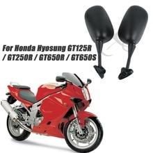 Moto Rétroviseurs rétroviseur Pour HONDA CBR600 F4 99-00 F4I 01-02 CBR919 CBR900 HYOSUNG GT125R GT250R GT650R GT650S