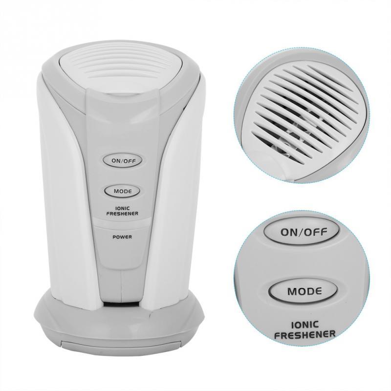 Портативный озоновый генератор холодильник дезодорирующий стерилизатор для
